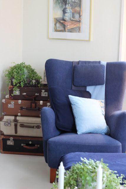 Sininen olohuone