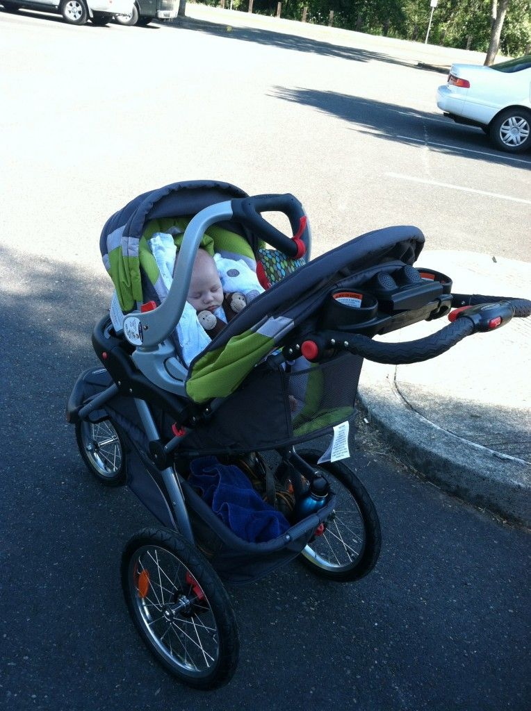 Running With A Jogging Stroller Fitness And Workouts