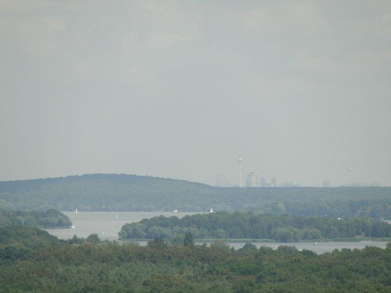 "Lake near Berlin - should be ""Wannsee"""