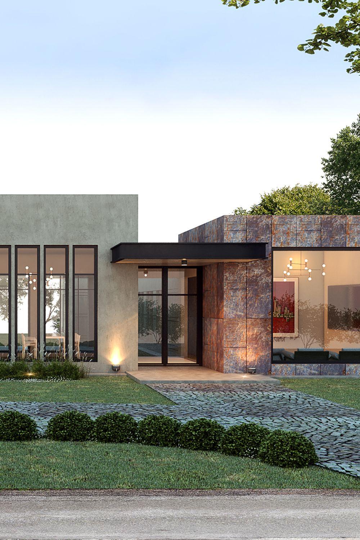 NF Arquitecta, Casa Cañuelas