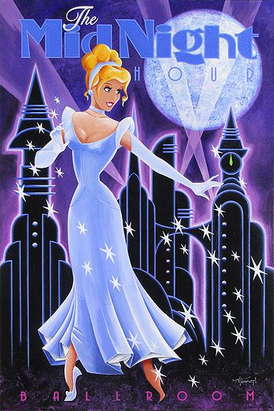 Meet Disney Artist Mike Kungl and enter to WIN two Art Deco posters!  Just in time for the holiday gift giving =)  Enter at www.dandelionmoms.com