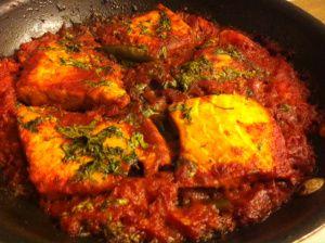 Mutafayyah - Yemenite (Adeni) recipe for Fish (Salmon) in