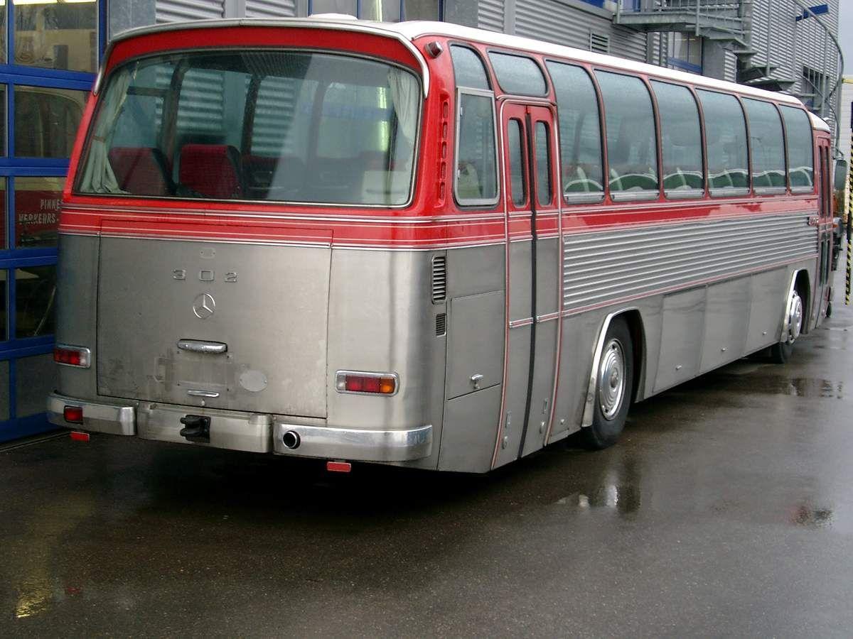 1971 mercedes benz o302 bus daimler ag de auto mercedes benz de - Mercedes Benz