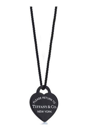 8c208e923 Return to Tiffany black heart <3 | My Style in 2019 | Jewelry ...