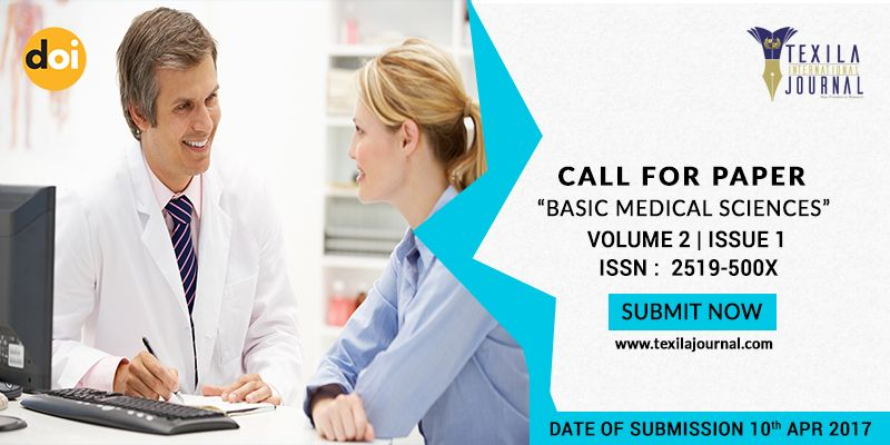 Call For Paper Basic Medical Sciences An Awesome Platform To Publish Your Research Work In International Journal S Medical Science Journal Research Scholar