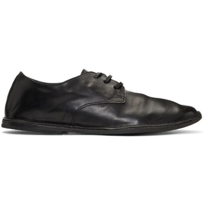 Marsall Chaussures Bout Pointu - Noir 8pDSM