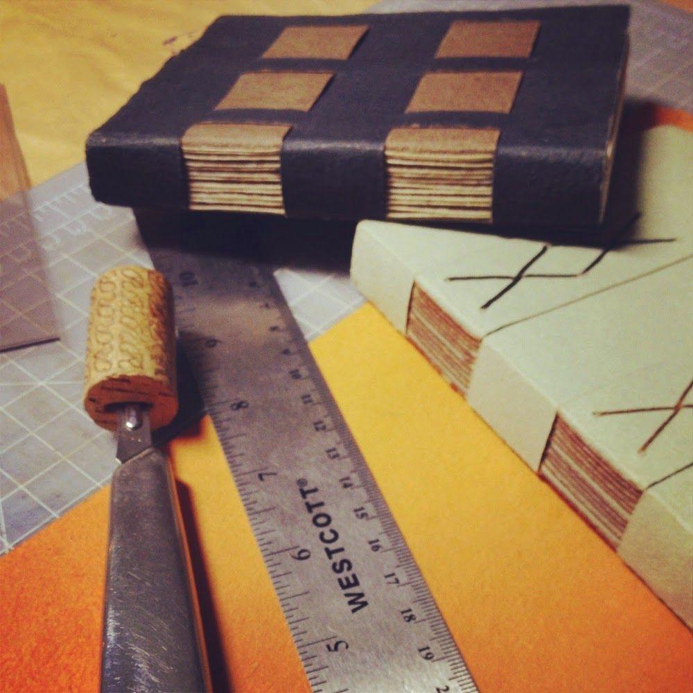 Bookbinding Tutorial, Homemade