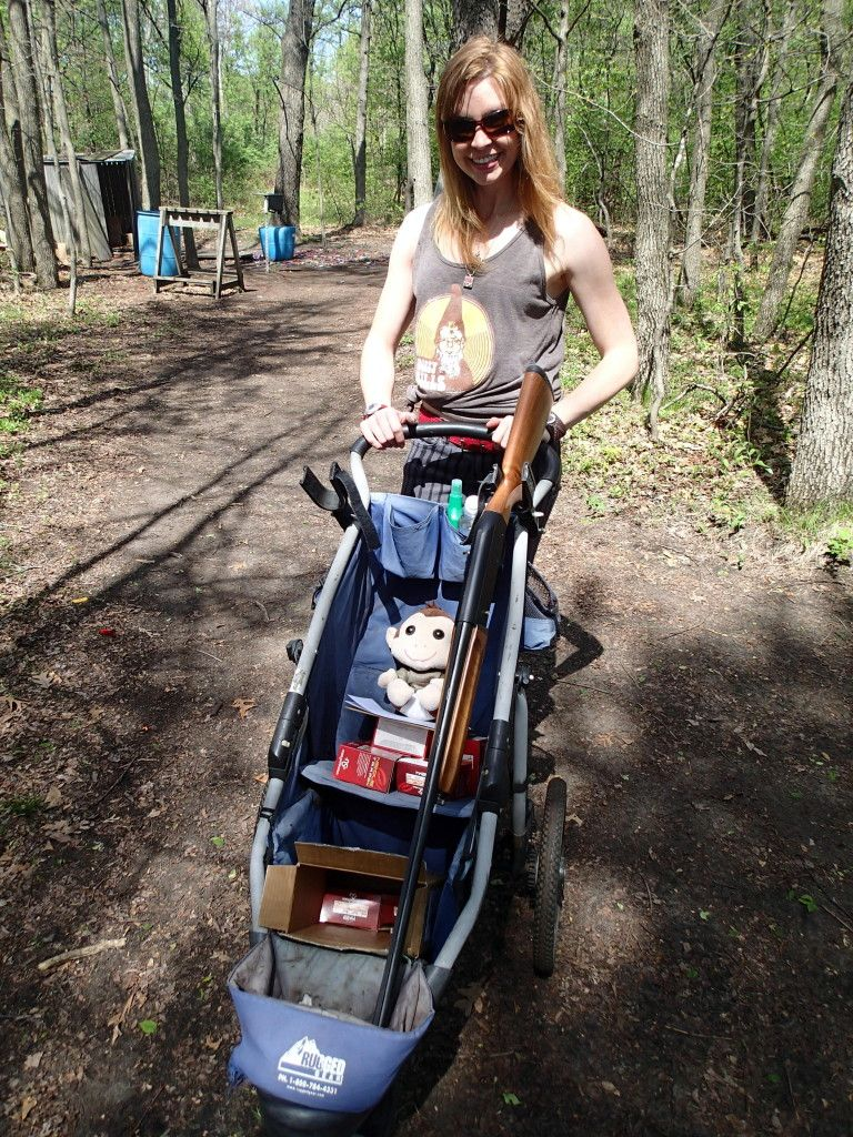 diy stroller gun cart Google Search guncart