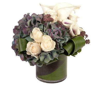 listen to beautiful words: modern floral arrangements ideas