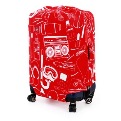 Pokrowiec Na Walizke Suitsuit Holiday Suitsuit Cover Colorful Luggage Luggage Suitcase