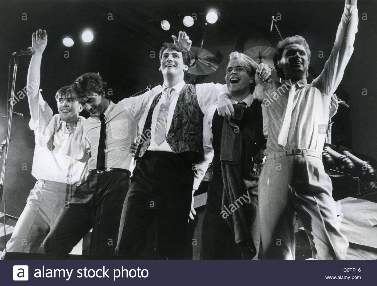 Dieses Stockfoto: SPANDAU BALLET - UK pop group about 1992 - c0tp16 aus der Alamy-Bibliothek mit Millionen von Stockfotos, Illustrationen und Vektorgrafiken in hoher Auflösung herunterladen.