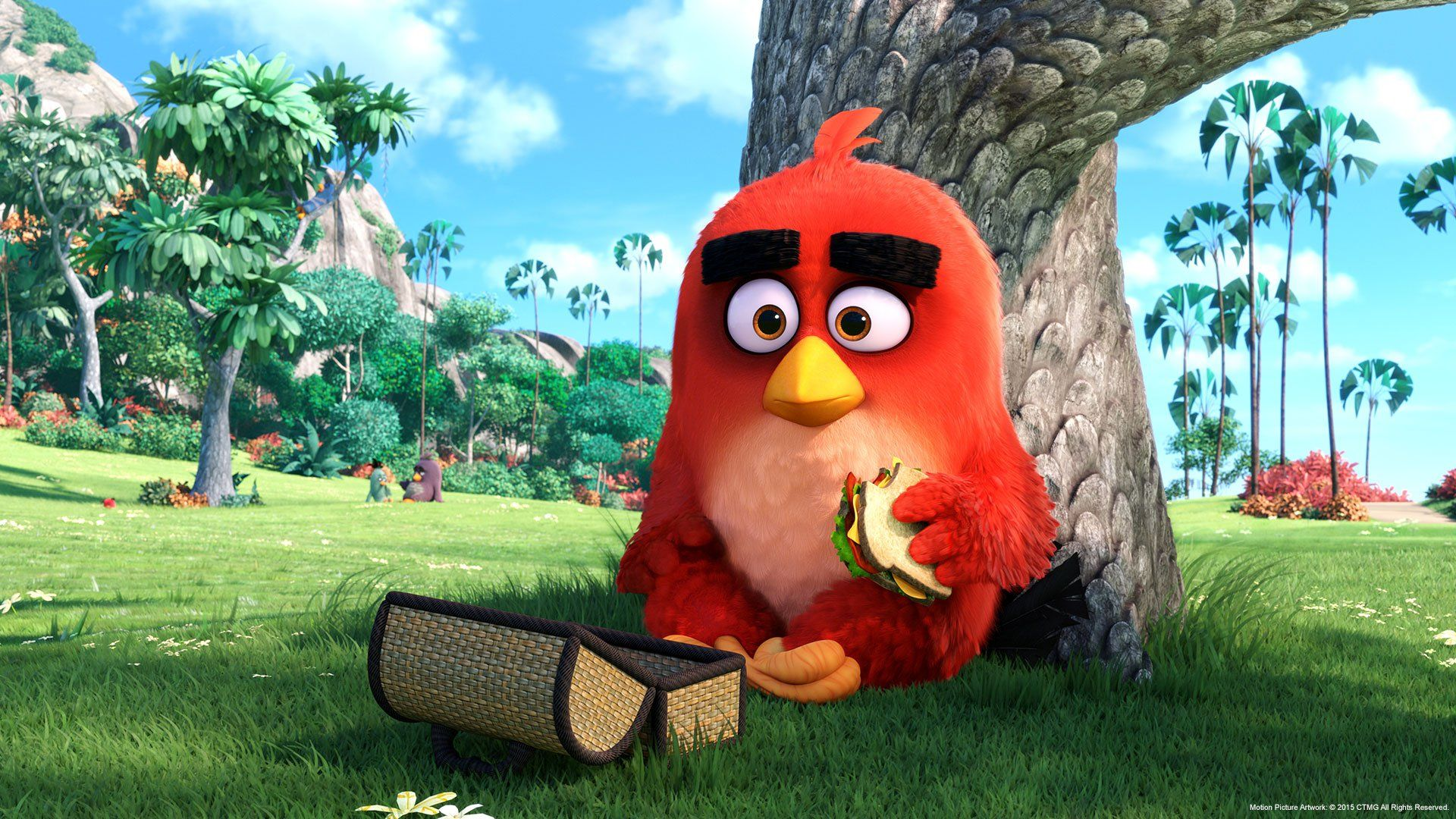Collection Of Angry Birds Wallpaper Free Download For Pc On 1920x1080 41 Wallpapers
