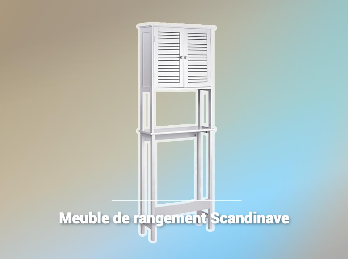 Meuble De Rangement Scandinave La Foir Fouille Meuble Rangement Mobilier Salle De Bain Meuble De Salle De Bain