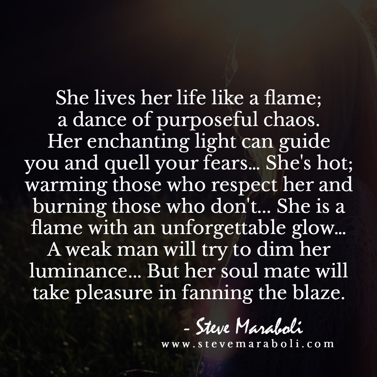 Love and Relationship Quotes Steve Maraboli