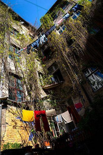 Berlin laundry blues