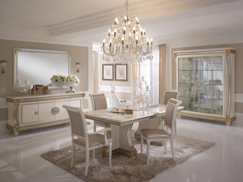 Come arredare la sala da pranzo in stile veneziano spunti eleganti e raffinati  salotto