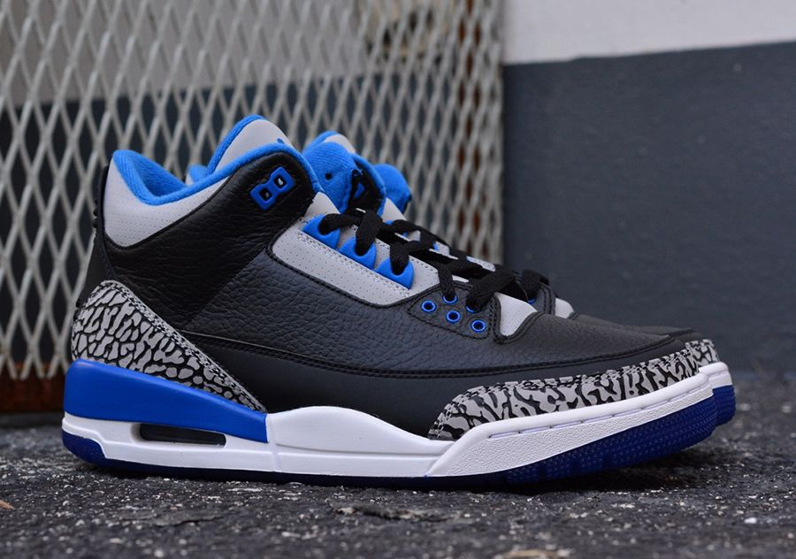 mind-blowing retro 3 sport blue 32 by LeoN in Retroterest. Read more: