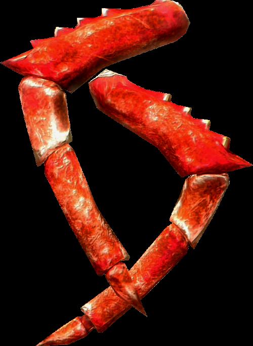 Steamed Mudcrab Legs | Skyrim Party | Food, Medieval games, Legs