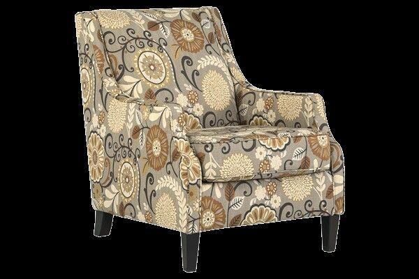 Strange Melaya Accent Chair By Signature Design By Ashley Theyellowbook Wood Chair Design Ideas Theyellowbookinfo
