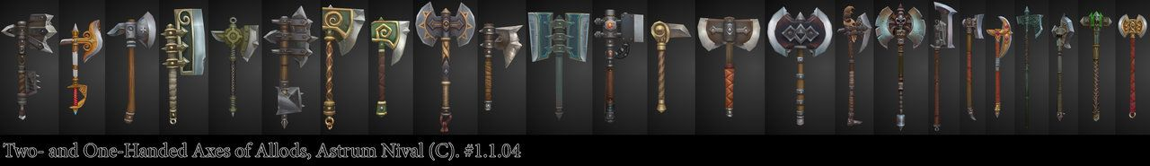Weapon Inspiration