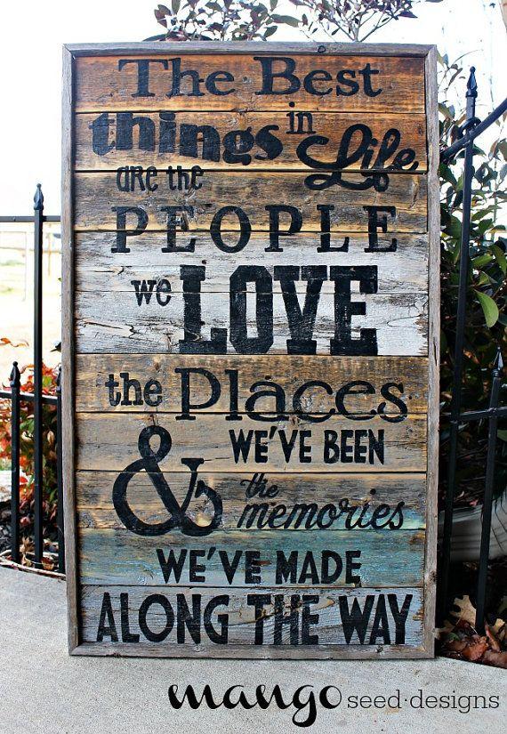 "/""Love/"" Wedding Farmhouse Shabby Chic Large Rustic Wood Sign"