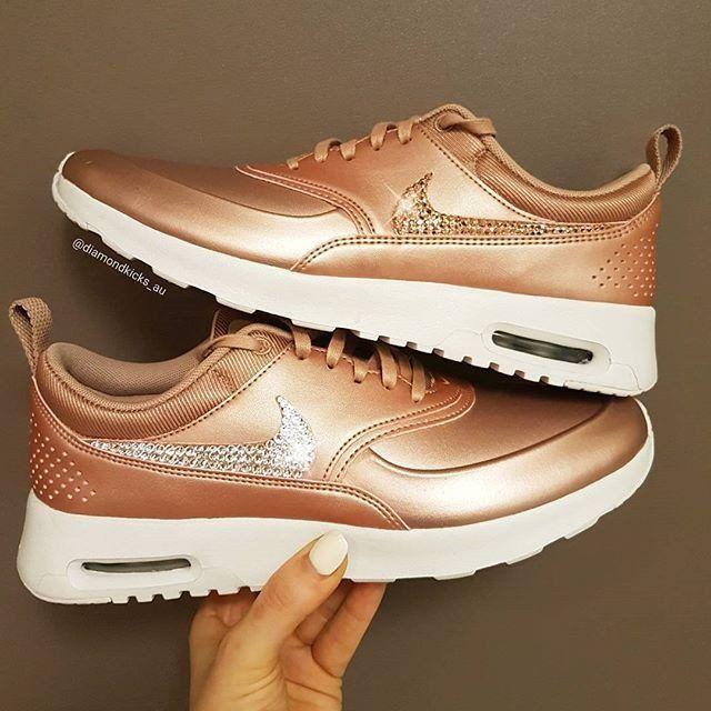 Nike Women Air Max Thea SE (Rose Gold)