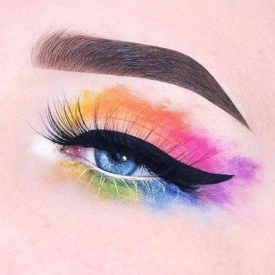 Photo of #eyeshadow for smokey makeup #eyeshadow makeup beginners #how to do black eyesha…