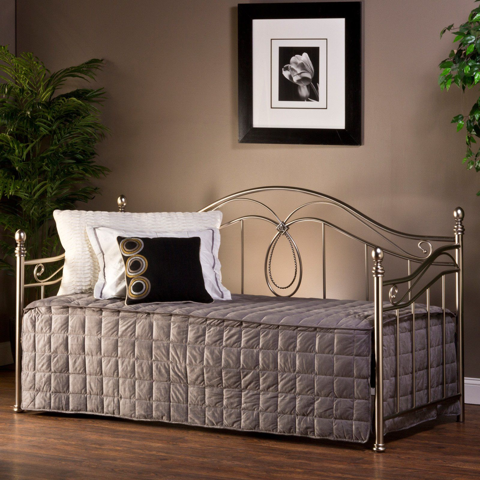 daybed with trundle. Metal Daybed Trundle With