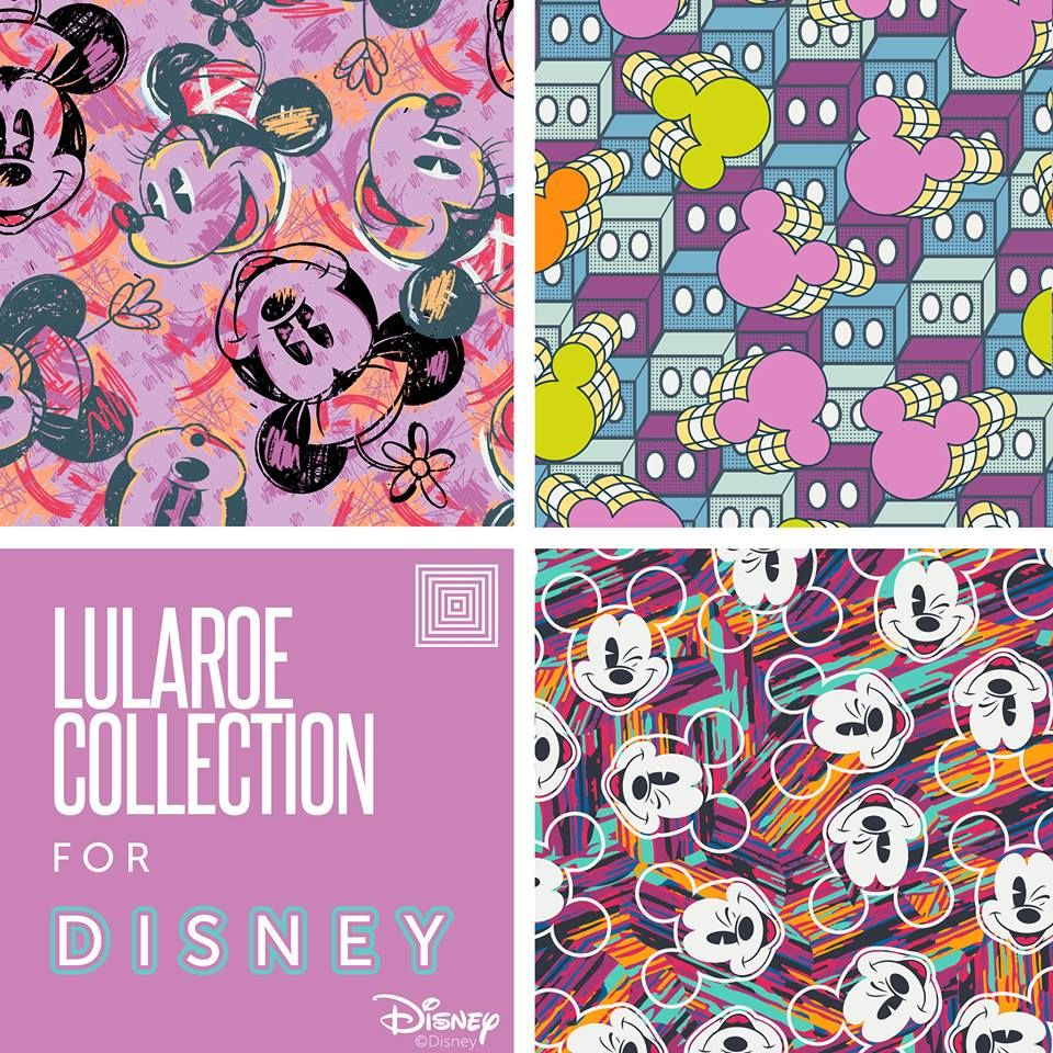 a0329fea912e8e The LuLaRoe Collection For Disney Is Launching Tonight! | Disney ...