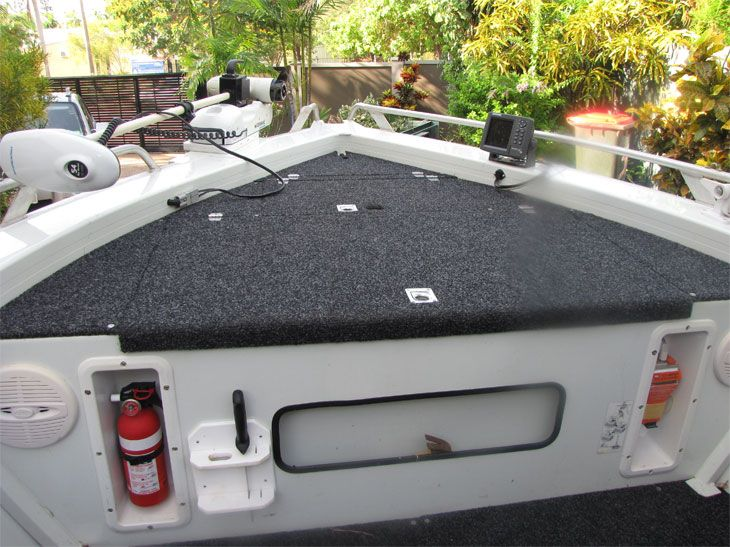 Tinnies With Full Carpet Google Search Boat Restoration Small Fishing Boats Boat Upgrades