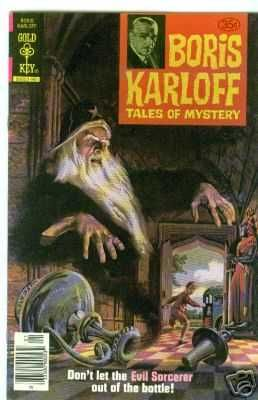 Boris Karloff Tales of Mystery #88 (Issue)
