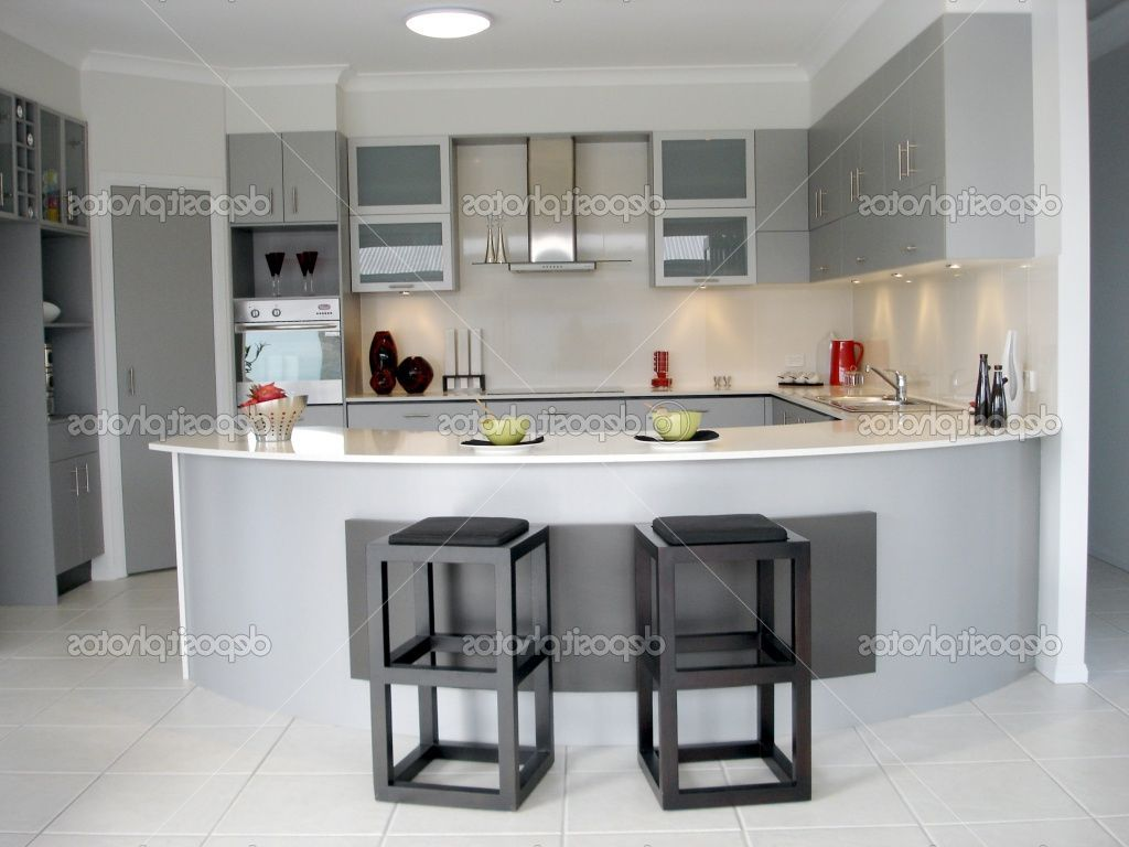 open kitchen designs in small apartments india  New