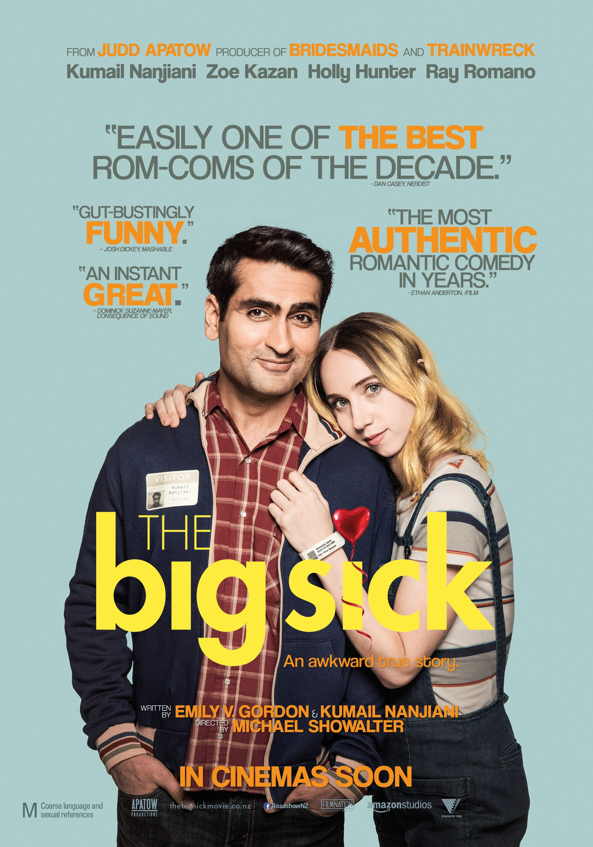 the big sick watch free online