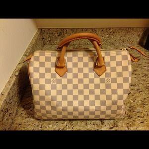 Louis Vuitton Handbags - Authentic Louis Vuitton Speedy 30,