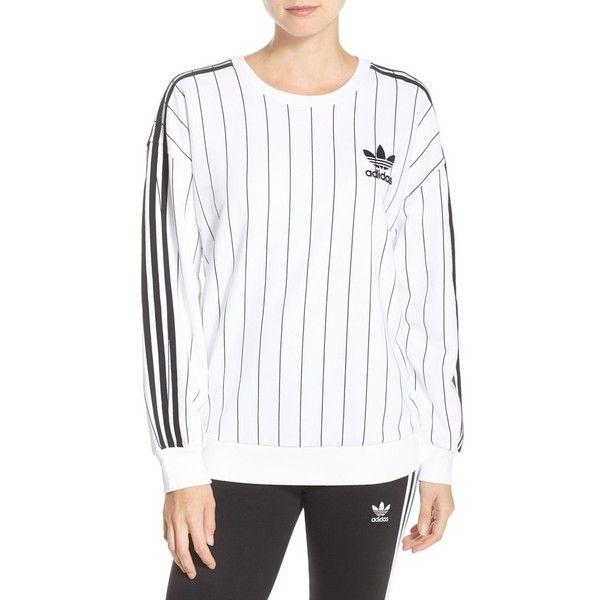 adidas Originals SOS Tennis Pullover Sweatshirt #ADIDAS