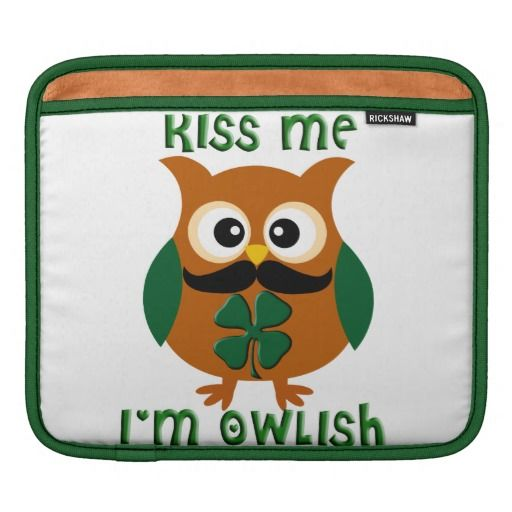 ==> reviews          St. Patrick's Day Irish Owl Sleeves For iPads           St. Patrick's Day Irish Owl Sleeves For iPads we are given they also recommend where is the best to buyDeals          St. Patrick's Day Irish Owl Sleeves For iPads Here a great deal...Cleck Hot Deals >>> http://www.zazzle.com/st_patricks_day_irish_owl_sleeves_for_ipads-205090721398277886?rf=238627982471231924&zbar=1&tc=terrest