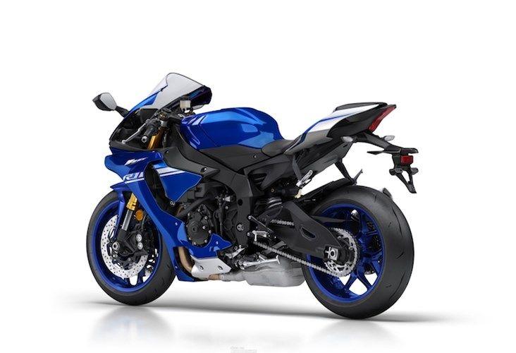"""Siêu môtô Yamaha R1 phiên bản 2017 """"chốt giá"""" 616 triệu - Hình 3"""