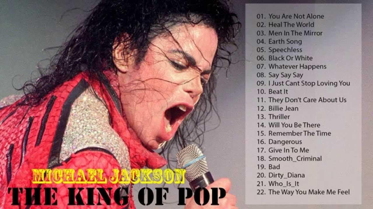 Best Songs Of Michael Jackson King Of Pop Greatest