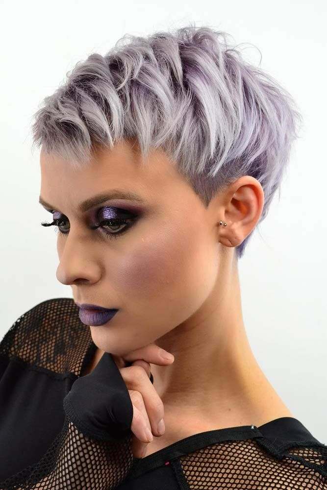 Bold And Classy Undercut Pixie Ideas That Make Heads Turn #shortpixiehaircuts