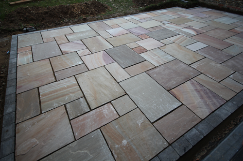 Marvelous Cathedral Grey Sandstone Paving Patio Pack Available To Order From Green  Garden Paving   Home Ideas   Pinterest   Green Garden, Cathedrals And Patios