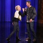 Epic Lip-Sync Battle With Blake Shelton and Gwen Stefani on Tonight Show With Jimmy Fallon [VIDEO]