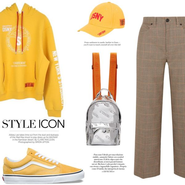 e6070377d1 Outfit  81  Heron Preston x Vans x Rag   Bone by mariluz-garcia on Polyvore  featuring Heron Preston