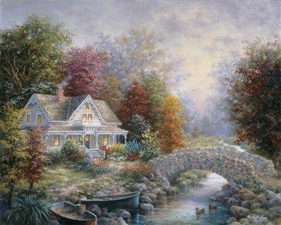 Nicky Boehme Victorian Splendor In 2019 Paintings