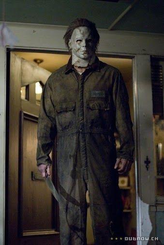 Hombre Del Cuchillo Personajes De Terror Peliculas De Terror Pelicula De Horror