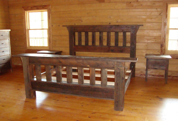 How To Build Rustic Furniture Using Plans EHow How To Build Rustic .