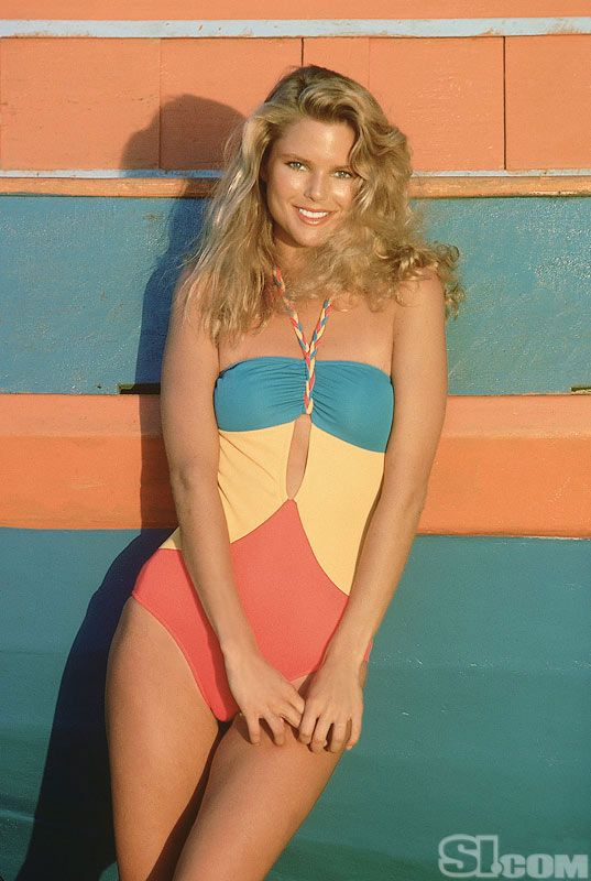 3c25b0bbaf The Best 1970s Swimsuits | 1970's Style | Christie brinkley, Fashion ...