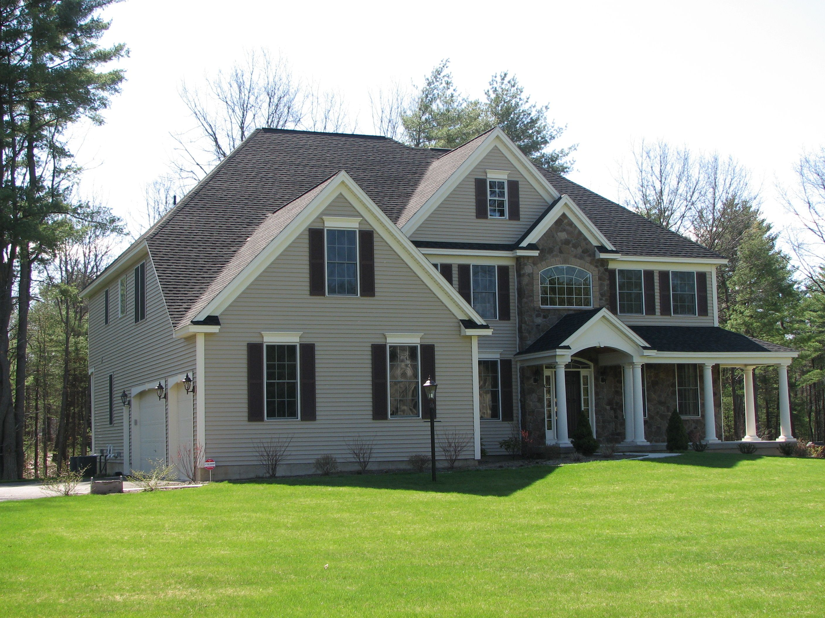 Belmonte Builders Home Featuring Miratec Trim To See More Homes Visit The