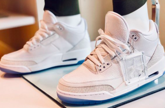 64111b36356f0b How Do You Like The Air Jordan 3 Triple White  All white sneakers are a