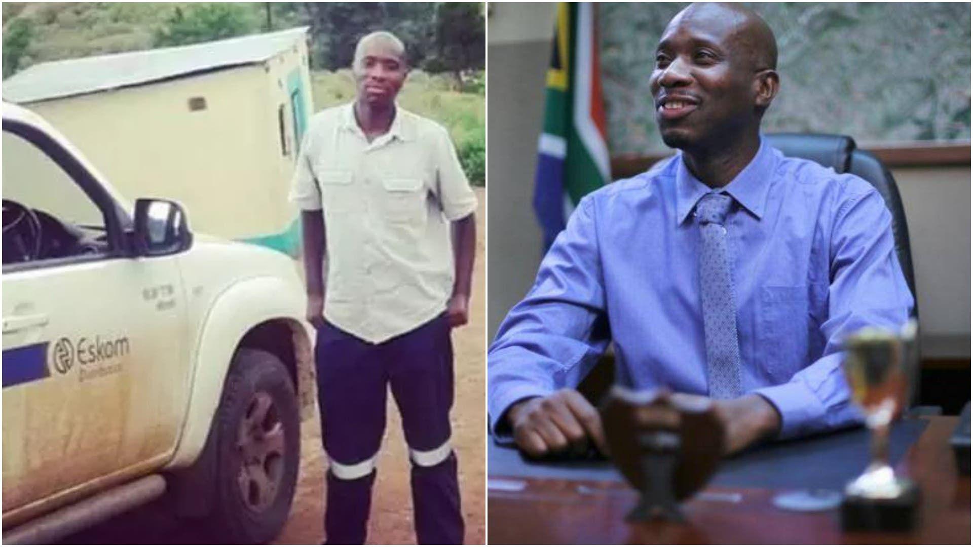 Uzalo Actor Cebonkosi Mthembu Aka Cop Nyawo Losing His Voice In 2021 The Voice Actors South African Celebrities