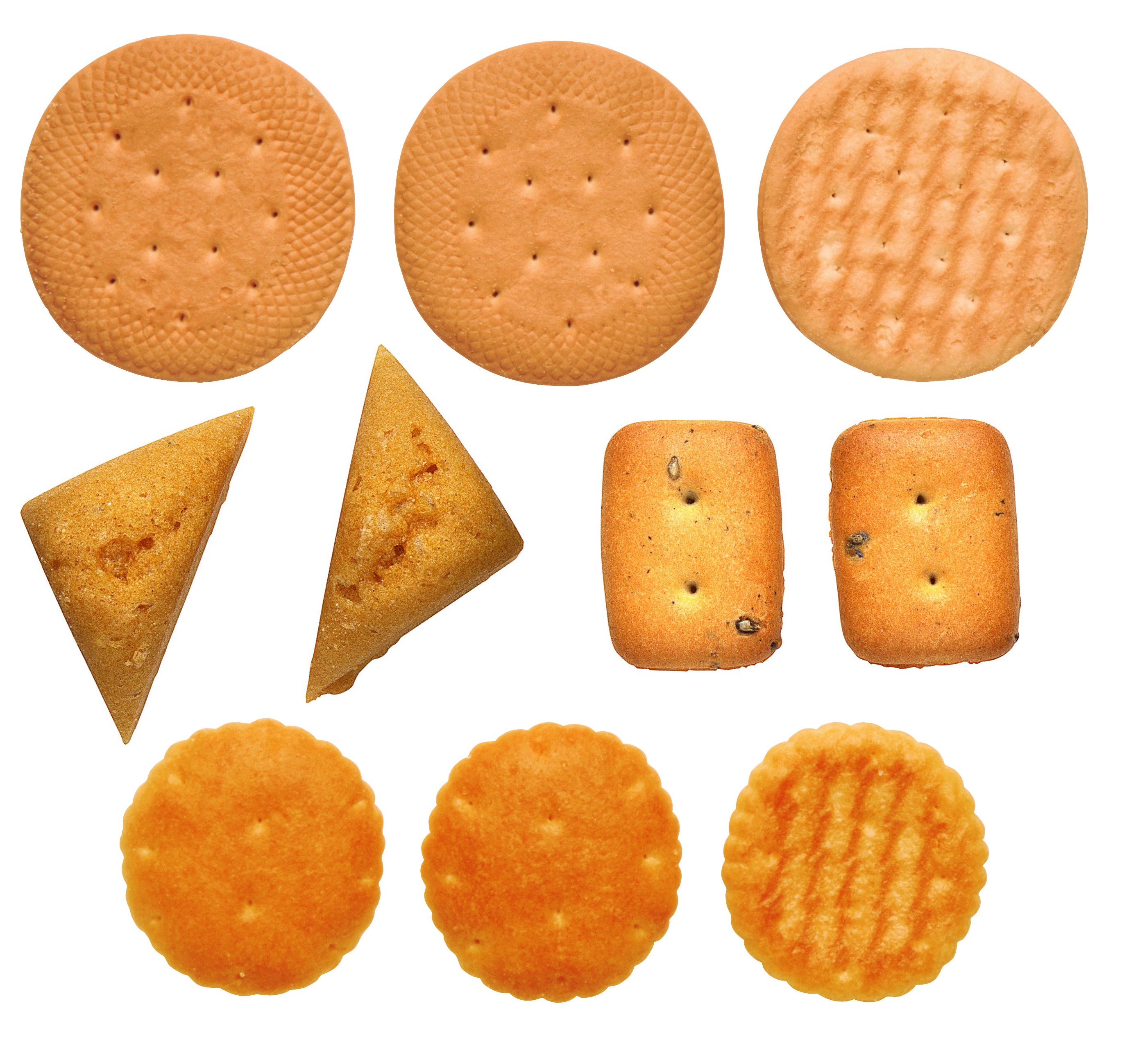 Картинка печенье для детей на белом фоне